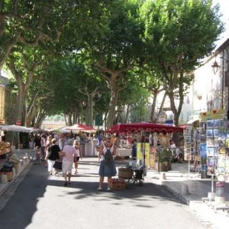 Cotignac Marché