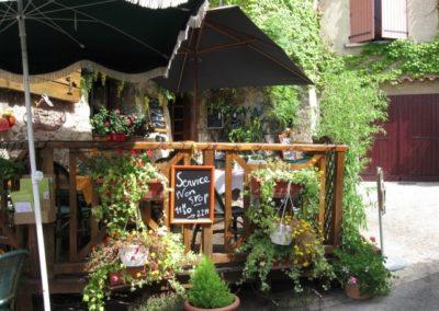Tourtour Provence, France