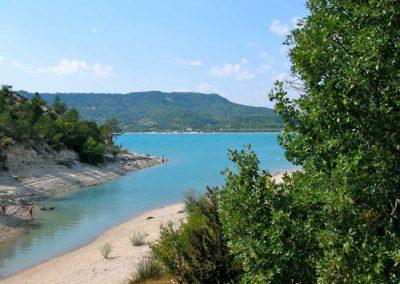 Le Lac de Saint Croix