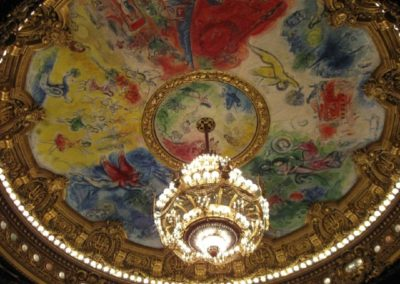 Chagall Ceiling