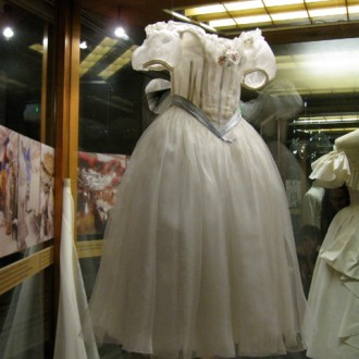 Costume from Giselle