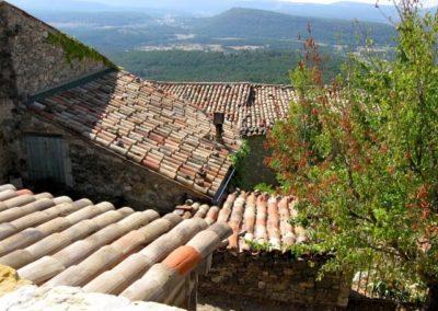 Twelfth Century Roof