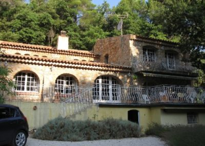 Villa Outside of Aups