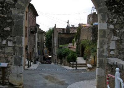 Aups Provence, France