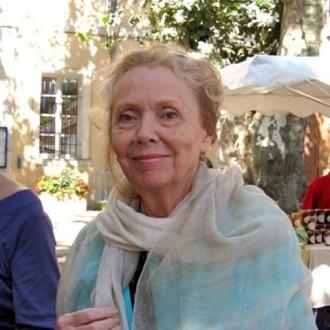Karen Lovely in Silk